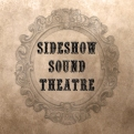 Sideshow Sound Theatre Logo Artwork for our Halloween Music