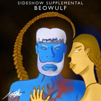 Beowulf Artwork for our Film Soundtrack Podcast