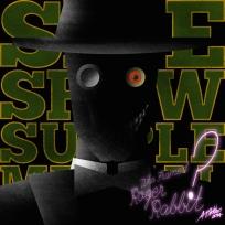 Who Framed Roger Rabbit Artwork for our Film Soundtrack Podcast