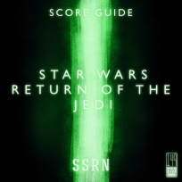 Star Wars Return of the Jedi Artwork for our Film Soundtrack Podcast