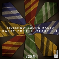Harry Potter Music, Vol. 2 Artwork for our Film Soundtrack Podcast