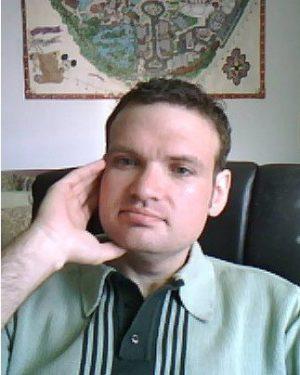 Chris Lyndon Portrait