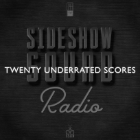 20 Underrated Cues Artwork for our Film Soundtrack Podcast