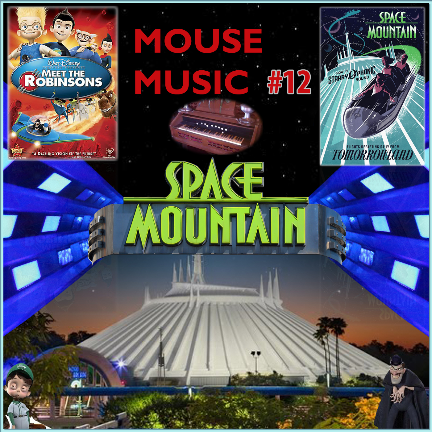Mouse Music #12 – Meet the Robinsons