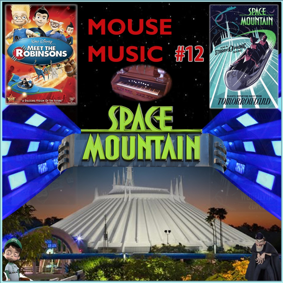 Meet the Robinsons Artwork for our Disney Music Podcast