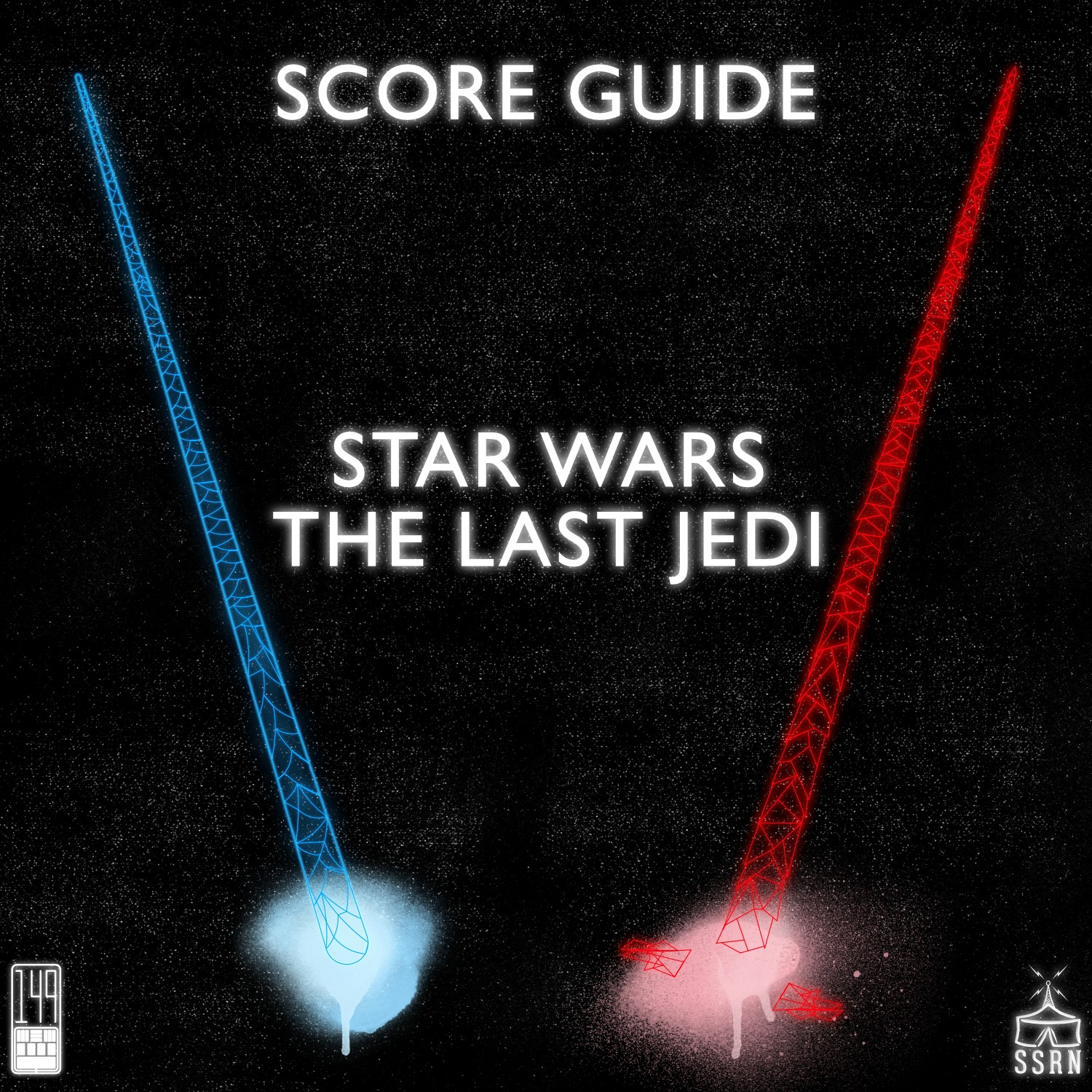 Score Guide – Star Wars The Last Jedi (2017)