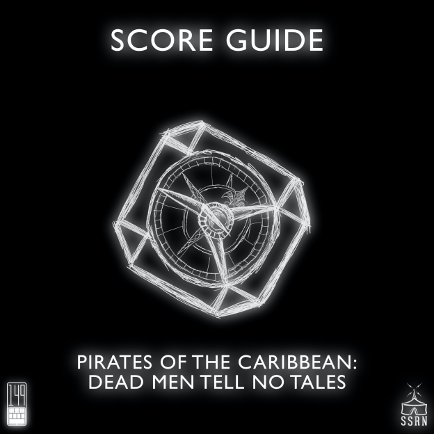 Pirates of the Caribbean Dead Men Tell No Tales Artwork